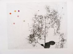 Smoke Tree and Dots