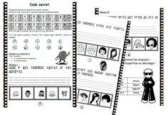 portrait robot, lecture, compréhension, phrases, Cp, Ce1