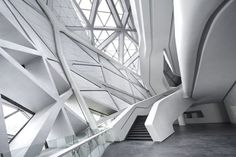Designed by Zaha Hadid, built with HI-MACS®: Opera house by Zaha Hadid in China