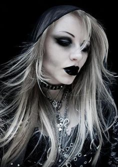goth glam. I was never that dramatic with it, but I do miss it. :(