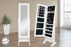 Espejo-armario joyero