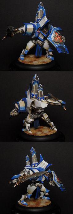 Avatar of Menoth...nice pose!