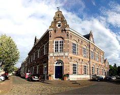 Zutphen - Restaurant 't Schulten Hues  Gebouwd 14th eeuw