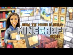 How to Make a Doll Minecraft Room - YouTube
