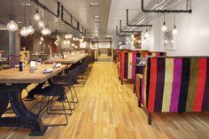 Restaurant at Scandic Vulkan