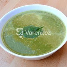 Brokolicový krém s žervé recept - Vareni.cz