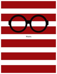 Where s Wally  (only in America is it called Where s Waldo ) Ou Est bc7bc03dd