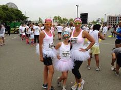 Running Tutu: Color Run Inspired Pixie Length (9 inch) Tutu ONLY