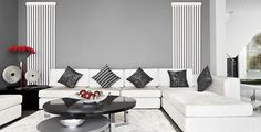 Hydronic Heating Panels | Hydronic Radiators | Hunt Heating. Contemporary styling with exquisite attention to detail, right down to the magnificent heating system.