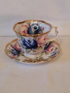Royal Albert Summer Bounty Series Tea Cup by WatermanBrook on Etsy