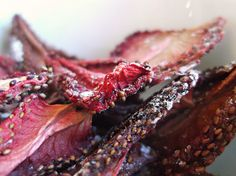 Lick The Spoon: Oven Roasted Strawberries