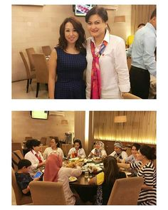 About last night.. 😀 Welcoming Mrs. Deisti Astriani Tagor (Beloved wife of Mr. Setya Novanto, the chairman of 'Golongan Karya' political party), a strong & independent woman. __________________________ So happy & honored to have you here Mrs. ! From the look of you & your friends, you guys sure are enjoying the dinner at @thegaroupa ! Thank you for your visit! 😄😄😄 __________________________ Reservation: 0361-764925 Website: www.thegaroupa.com…