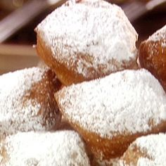 French Quarter Beignets - have you ever been to Cafe Dumonde?  Amazing!