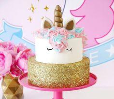 Recette Gâteau d'Anniversaire Licorne
