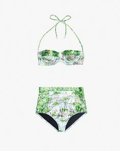 We Are Handsome High-Waisted Bikini | LuckyShops