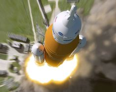 PROPOSED NASA BUDGET CUTS SLS FUNDING BUT INCREASES MOST SCIENCE AND KSC DEVELOPMENT