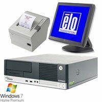 Sistem POS Siemens E5615, Touch ELO, Epson TM-T88IV, Win 7 Home