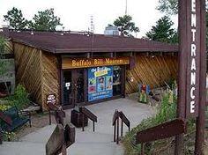 Denver, Colorado---Buffalo Bill Museum