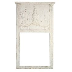 Vintage French Hall Mirror