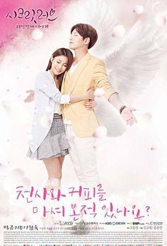 "Secret Love (2014) - Secret Love Kara. Episodio 9-10 ""Have You Ever Had Coffee with an Angel? (¿Has tomado un café con un angel?)"". Ji Chang Wook."