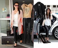 """kim kardashian style"" by shutevska ❤ liked on Polyvore"