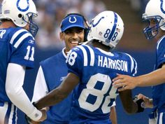 Hall of Famers Marvin Harrison, Tony Dungy achieve football immortality