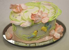 CAKE WORLD VIENNA 2015 - Gold medal, 1° price of category and Best in Show