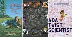 Celebrating Science:   50 Books to Inspire Science-Loving Mighty Girls / A Mighty Girl | A Mighty Girl
