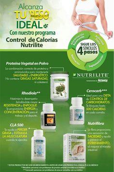 Nutrilite !!!! Para mas informacion visits mi tienda en linea www.amway.com/chrisandmariaD
