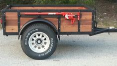 1000+ images about Trailers on Pinterest | 4 Wheelers, Enclosed ...