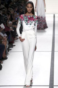 Sfilata Elie Saab Parigi - Collezioni Primavera Estate 2014 - Vogue