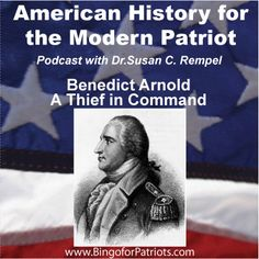 19 QCAHMP Benedict Arnold A Thief in Command