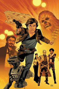 Marvel Star Wars Comics Coming October: Solo Takes Flight, Doctor Aphra Faces a Fight, Vader Isn't Later and Hope's on the Ropes - Coffee With Kenobi Star Wars Fan Art, Star Wars Episoden, Star Wars Canon, Star Wars Concept Art, Star Wars Comic Books, Star Wars Comics, Star Wars Characters, Marvel Comics, Fiction Movies
