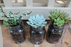 3 Ways to Reuse You Mason Jars - Fresh by FTD