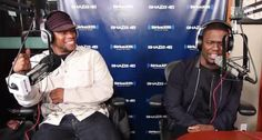 "Money Team Mag Kevin Hart AKA ""Chocolate Drop"" Kicks A Freestyle On Sway In The Morning! + Says Jay-Z, Kanye & Q-Tip Fear His Bars"