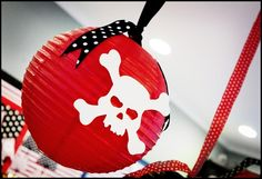 Pirates!  www.schoolgirlsty...  This whole blog has tons of pirate ideas