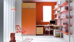 Ideas para decorar una habitación juvenil pequeña