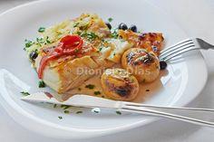 prato de bacalhau