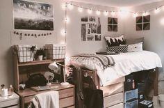 3 Decorating Tips to Make Your Dorm Room Feel Bigger #DecYourDorm