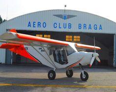 Experiência Única! Baptismo de Voo | 1 Ou 2 Pessoas  | Aero Club Braga