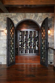 Come on in!  Wine Cellar By CellarMaker.