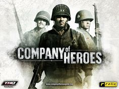 Company of Heroes - One of the best games I own and played
