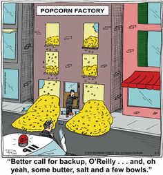 Chuckle Bros Comic Strip, August 01, 2015 on GoComics.com