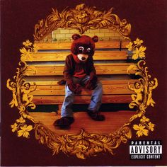 Barnes & Noble® has the best selection of R&B and Hip-Hop East Coast Rap Vinyl LPs. Buy Kanye West's album titled The College Dropout to enjoy in your home Rap Albums, Best Albums, Music Albums, Greatest Albums, Lps, Cover Art, Cd Cover, Kanye West Albums, Kanye West Album Cover