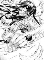 Kamui Manga Page