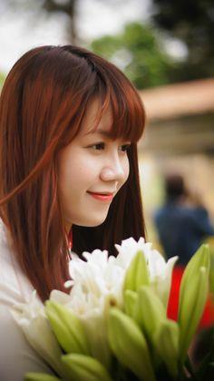 asyan girl hair styles