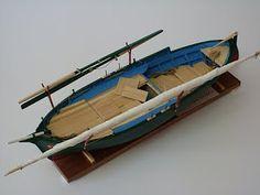 Modellismo d'Autore - Modellismo Navale - Modelli di barche da pesca