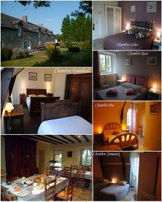 LE HINDRE CHAMBRES D'HOTES et STUDIOS à ST COULOMB Ille-et-Vilaine, Bretagne à 4 km de Cancale  Voir aussi le site de la propriétaire des lieux :  http://www.locations-vacances-cancale-st-malo.fr