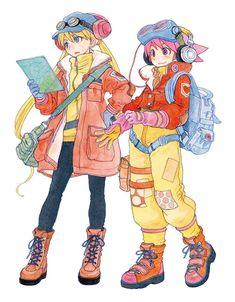 Pixel Art Anime, Anime Art, Character Concept, Character Art, Concept Art, Pretty Art, Cute Art, Graphic Design Illustration, Illustration Art