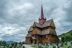 Ringebu Stavkirke by Sigurd Rage on 500px